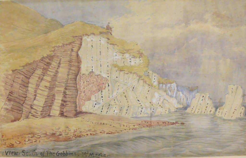 Islandmagee History Blog Sketch Image