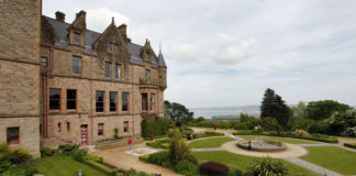 Belfast Castle and Grounds Attraction