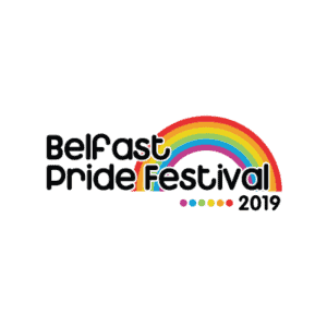 Belfast Pride Festival 2019 Logo