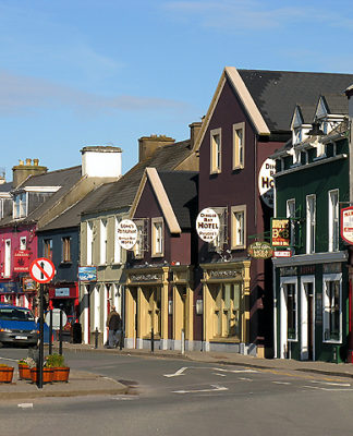 Dingle Town Center County Kerry Ireland