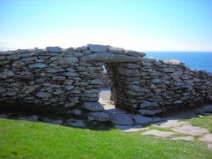 Dunbeg Fort, County Keey, Ireland - Wild Atlantic Way - ConnollyCove