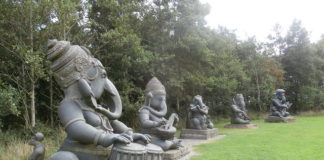 Indian Sculpture Park County Wicklow