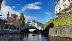 Ljubljana Slovenia - The City of Dragons