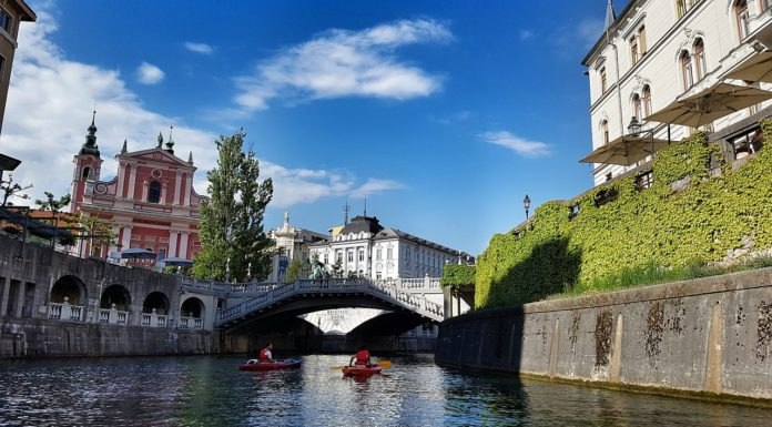Ljubljana Slovenia - The City of Dragons
