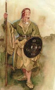 Scáthach Irish Mythology
