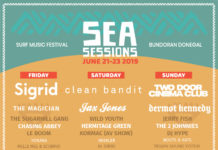 Sea Sessions Lineup 2019