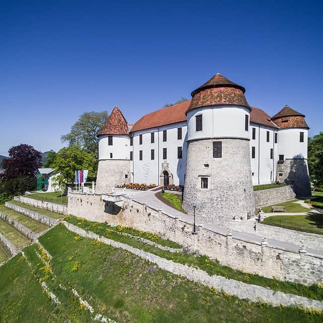 Sevnica Castle Slovenia Image for ProfileTree Blog