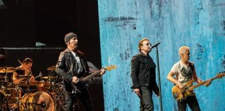 U2 Live Perormance - U2 Famous Irish Band