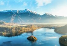 Lake Bled image. Visit Slovenia, things to do in Slovenia
