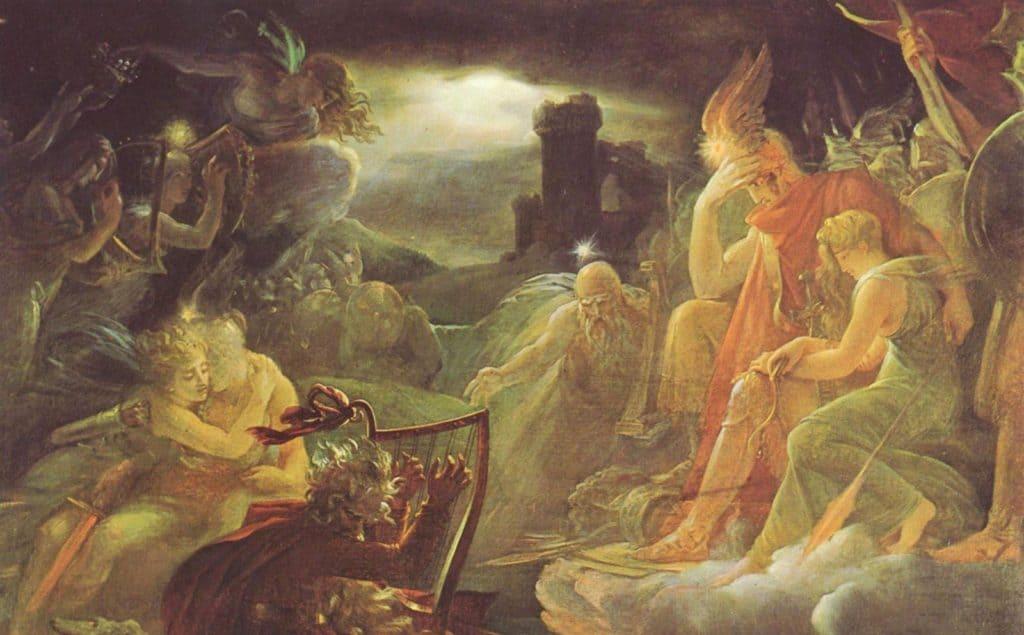 Newgrange picture.