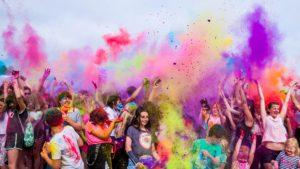 Irish Festivals. Music, art and culture festivals