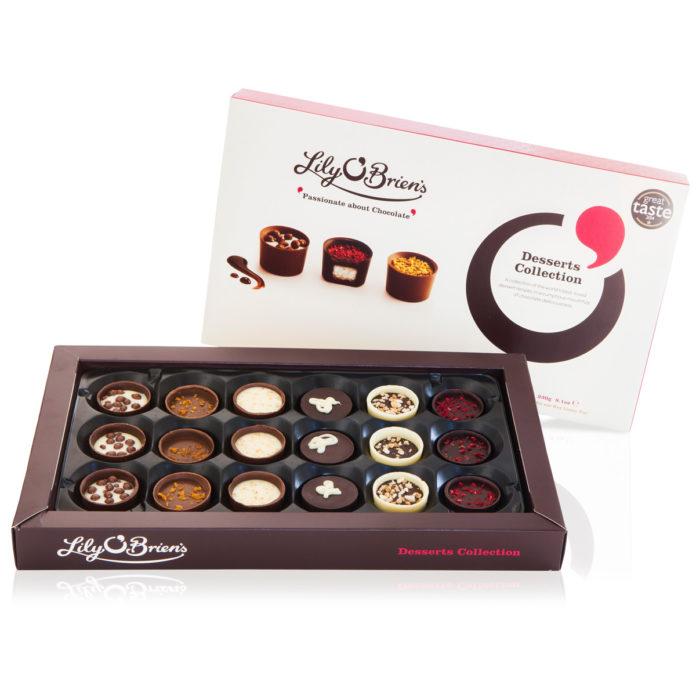Lily O'Brien Chocolates
