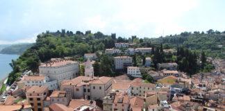 Piran Town Slovenia