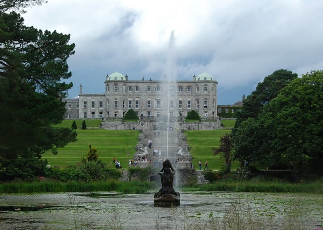 Powerscourt House and Garden County Wicklow