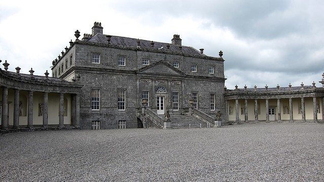 Russborough House County Wicklow