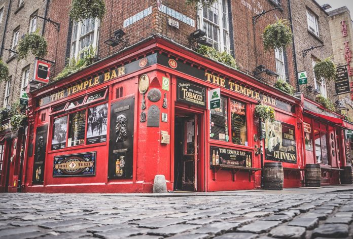 Temple Bar Dublin Image