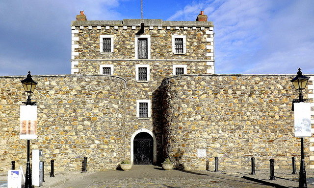 Wicklow Gaol, County Wicklow