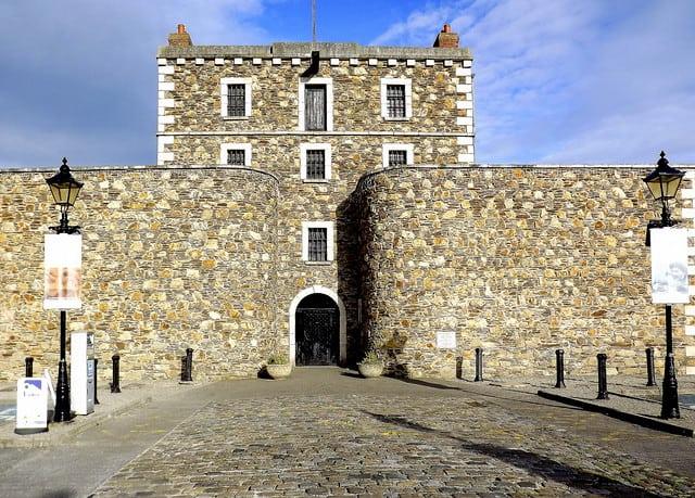 Wicklow Gaol Image