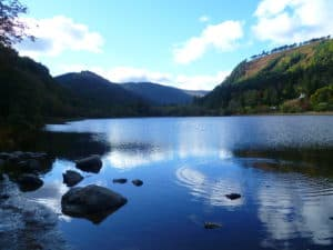 Glendalough Lake Walk Explore Ireland