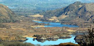 Lakes in Killarney National Park