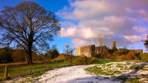 Lissanoure Castle Antrim Castle