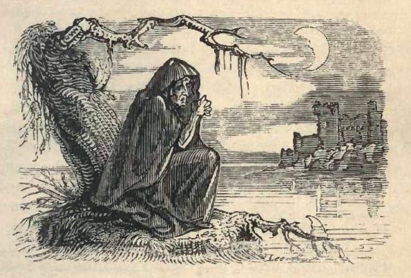 The Banshee, Irish Folklore