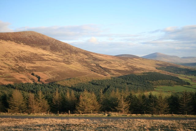 Blackstairs Mountain County Carlow
