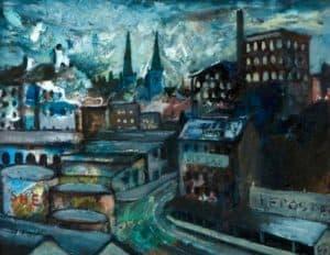 Irish Artist: Daniel O'Neill