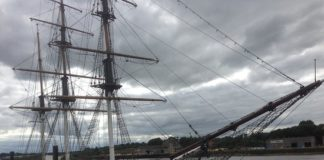 Dunbrody Famine Ship County Wexford
