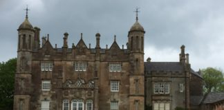Glenarm Castle: Antrim Castles