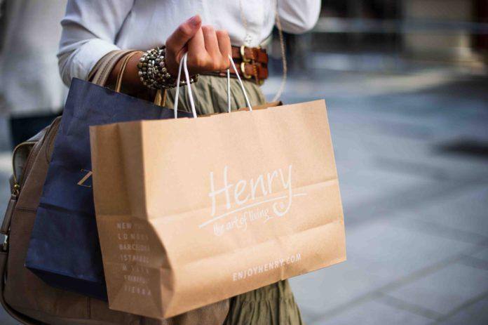 shopping in Ireland