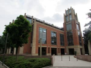 Belfast Student Guide: McClay Library