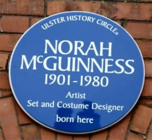 Irish Artist, Norah McGuinness