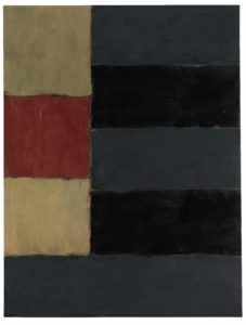 Irish Artist: Sean Scully