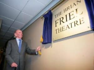 The Brian Friel Theatre at Queen's University Belfast