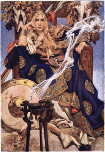 Queen Maeve, a queen in Ireland in early BC