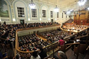 Ulster Hall Concert in The Linen Quarter