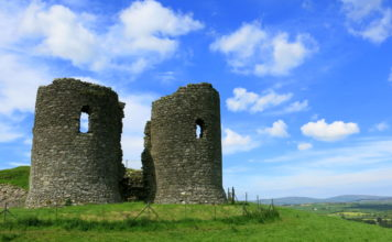 Exploring County Tyrone: Harry Avery's Castle