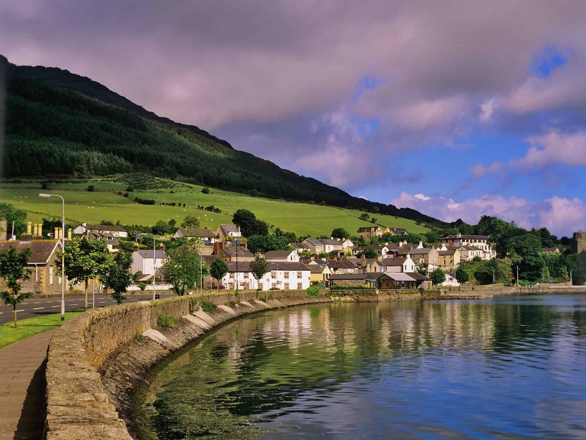 Carlingford, Ireland - Irish towns to visit