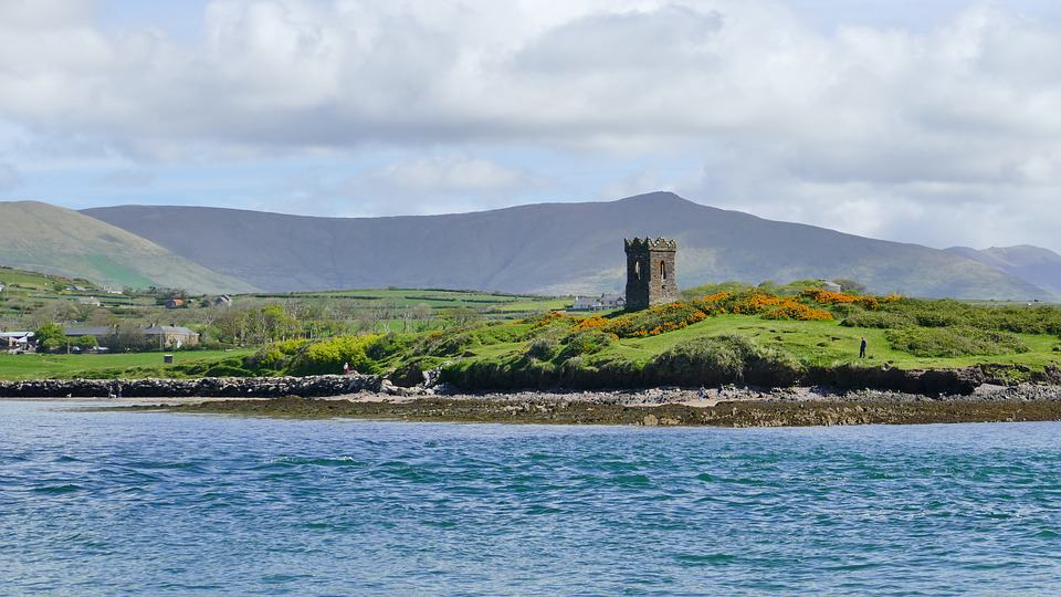 Dingle Bay - Irish towns to visit