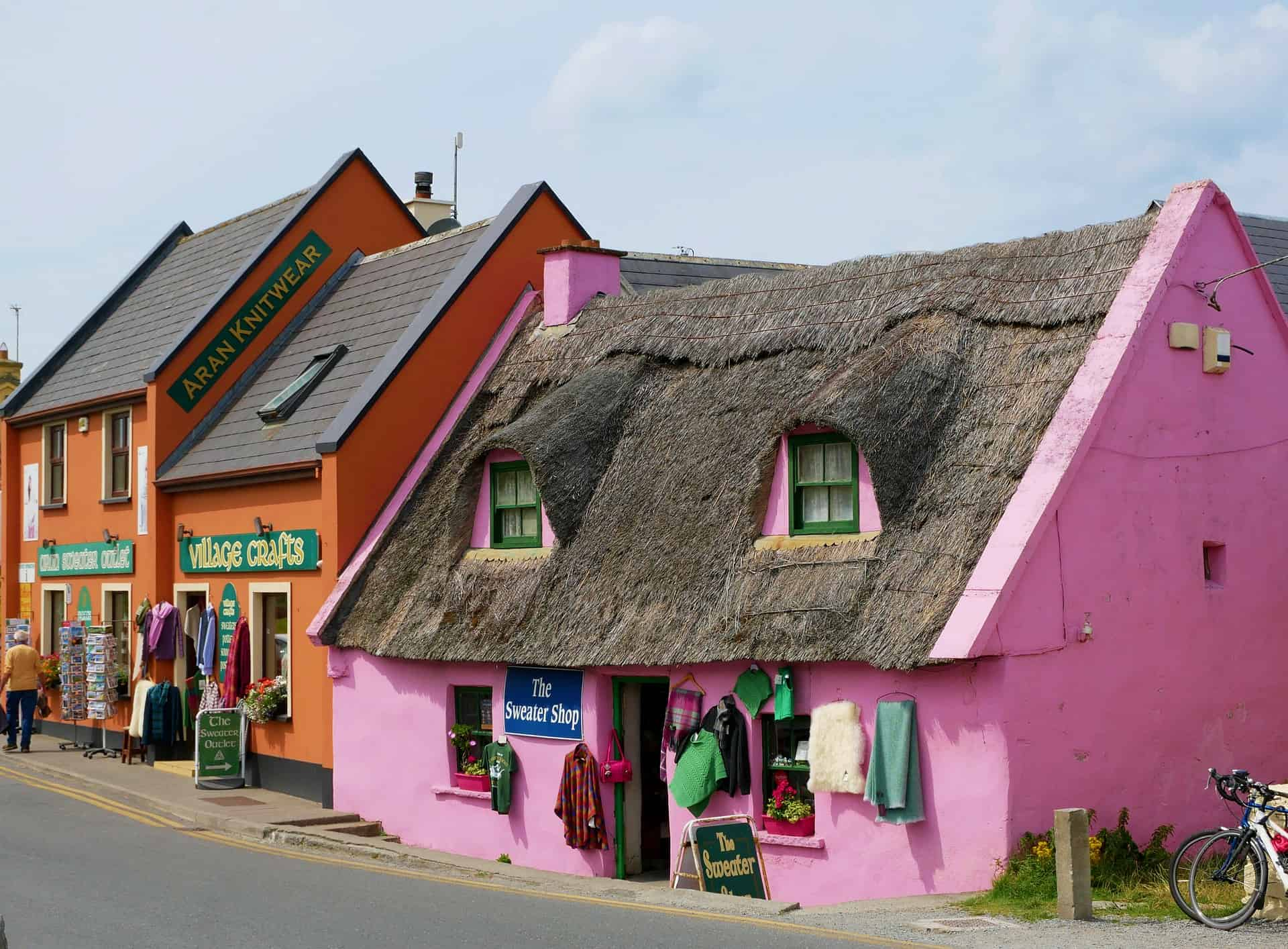Doolin, Ireland - Irish Towns to visit