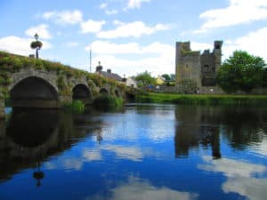 Leighlinbridge & Black Castle