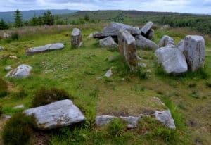 Tullygobban Wedge Tomb, Cavan Burren Park