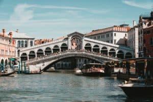 Rialto Bridge or lover's