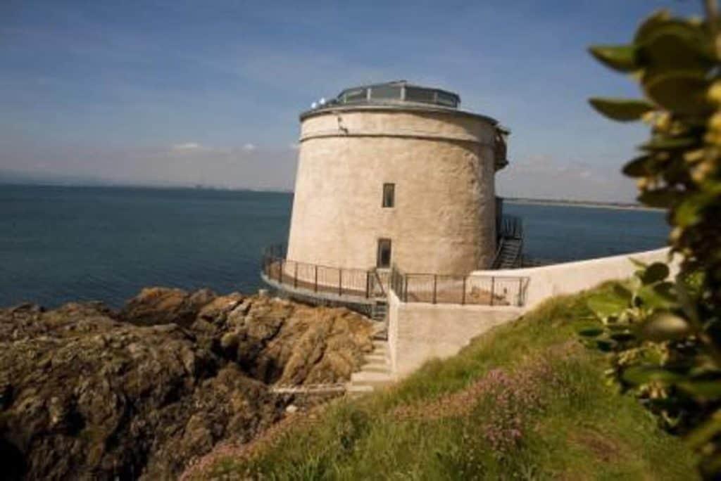 martello-tower-staycation-ireland