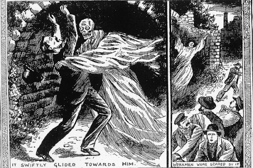 welsh victorian ghost story