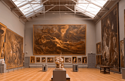 museum of fine arts brussels