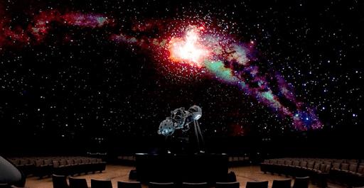 planeterium de bruxelles