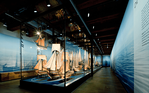 The National Maritime Museum