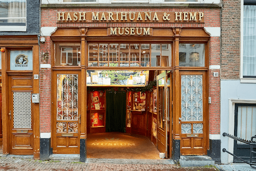 weed museum